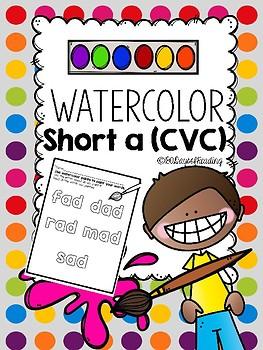 Free CVC Activities