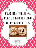 Practice Technical Writing: Peanut Butter and Jelly Sandwich