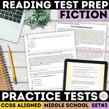 SBAC Fiction Practice Test