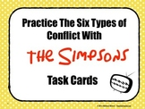 "Conflict - Learn The 6 Types of Conflict With TV's ""The Si"