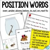 Positional Word Practice Activities