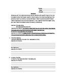 Practice With Rhetoric Worksheet