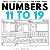 Practice Worksheets 11 to 20