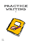 Practice Writing - A