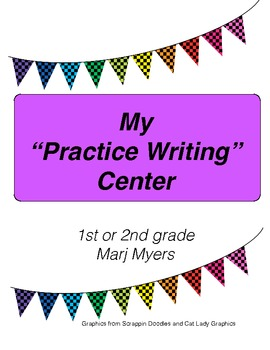 """Writing Practice"" Center"