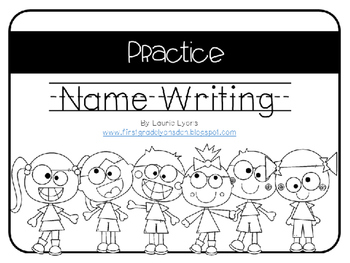 Practice: Name Writing
