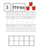 Practice Writing Numbers 1-5
