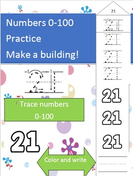 Practice all numbers from 0 to 100