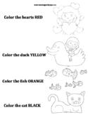 Practice colors