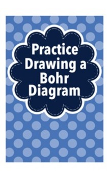 Practice drawing a Bohr Diagram