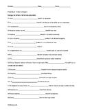 -ir Stem Changing Verbs Preterite Tense Practice