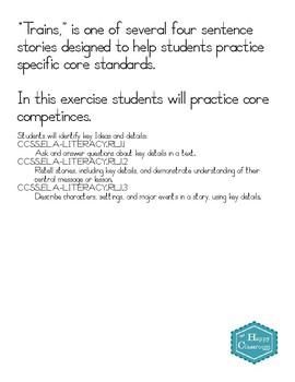 Practice literacy core standards