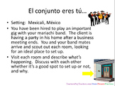 Practice reciprocal verbs like hablarse using this story a