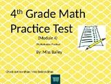 Practice test (Module 4)