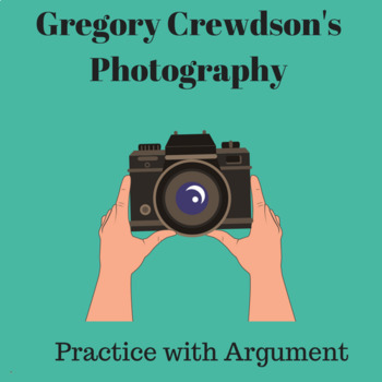 Gregory Crewdson's Photography: Practice with Argument