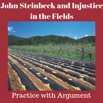 Injustice in the Fields: Practice with Argument