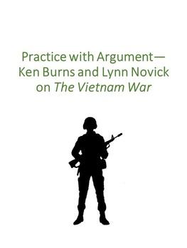 Practice with Argument—Ken Burns and Lynn Novick on The Vietnam War