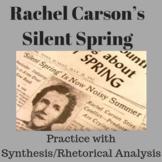 Practice with Rhetorical Analysis—   Rachel Carson's Silent Spring