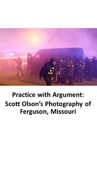 Practice with Argument: Scott Olson's Photography of Ferguson, Missouri