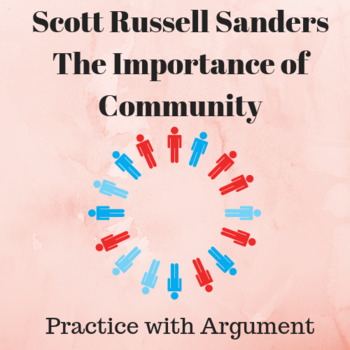 Practice with Argument— Scott Russell Sanders The Importance of Community