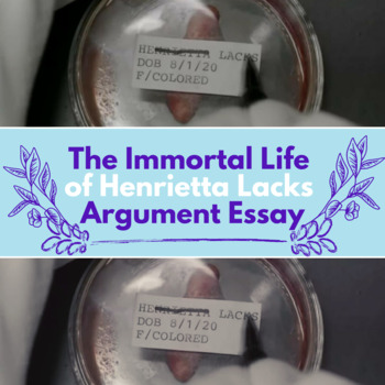 Practice with Argument—The Immortal Life of Henrietta Lacks