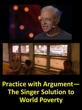Practice with Argument—The Singer Solution to World Poverty