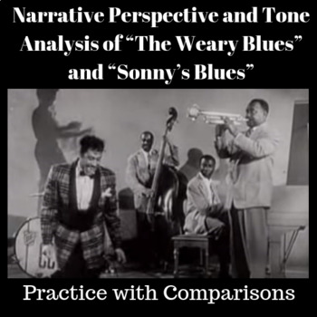 Sonny S Blues Worksheets Teaching Resources Teachers Pay