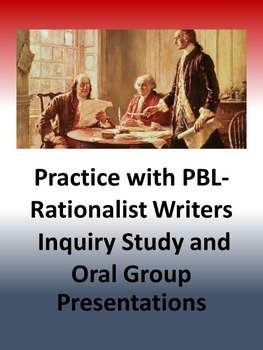 Practice with PBL- Rationalist Writers Group Inquiry Oral