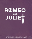 Romeo and Juliet Directors Notebook with a Script: Practice with PBL
