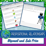 Discount and Sale Price Worksheet