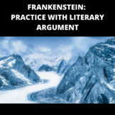 Compelling Forces in Mary Shelley's Frankenstein: Practice with Persuasion