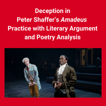 Practice with Persuasion—Deception in Peter Shaffer's Amadeus