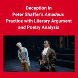 Practice with Persuasion—Deception in Peter Shaffer's Amadeus