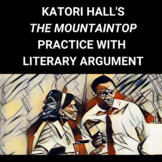 Practice with Persuasion—Order and Chaos in Katori Hall's The Mountaintop