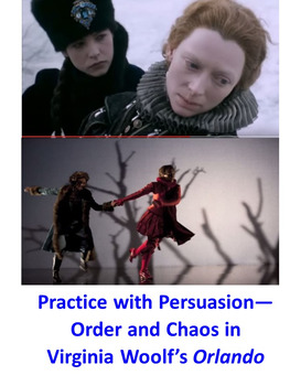 Order and Chaos in Orlando by Virginia Woolf: Practice with Persuasion