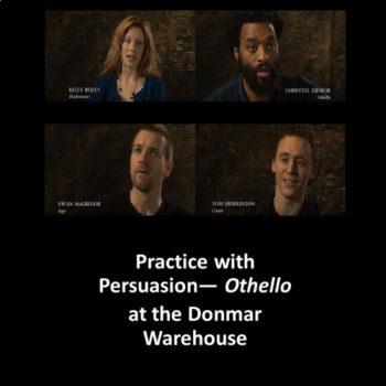 Practice with Persuasion— Othello at the Donmar Warehouse