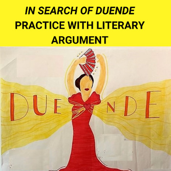 In Search of Duende: Practice with Rhetorical Analysis