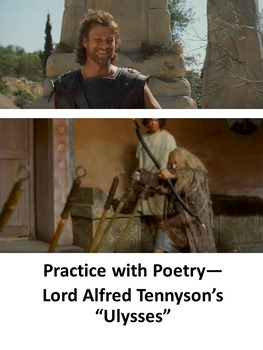 "Practice with Poetry— Lord Alfred Tennyson's ""Ulysses"""