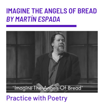 "Practice with Poetry—Martín Espada's ""Imagine the Angels of Bread"""