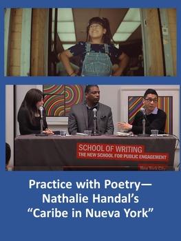 "Practice with Poetry— Nathalie Handal's ""Caribe in Nueva York"""