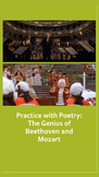 The Genius of Beethoven and Mozart: Practice with Poetry