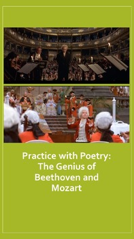 Practice with Poetry: The Genius of Beethoven and Mozart
