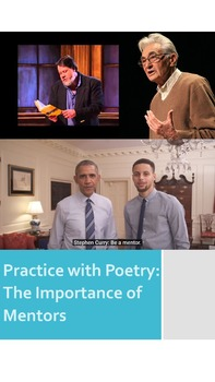 Practice with Poetry: The Importance of Mentors