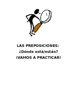 Practice with Prepositions