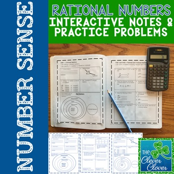 Rational and Irrational Numbers Practice 7.NS.1 - 7.NS.3, 8.NS.1