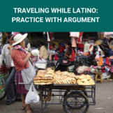Traveling While Latino: Practice with Rhetorical Analysis