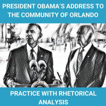 Practice with Rhetorical Appeals—President Obama's Address