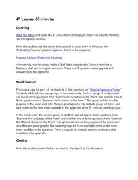 """Practice with Socratic Seminar: Martín Espada's poem """"Isabel's Corrido"""""""