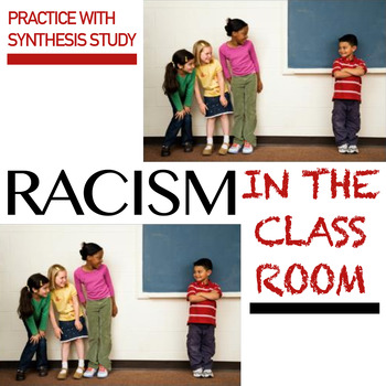 Practice with Socratic Seminar: Race in the Classroom and Malcolm X