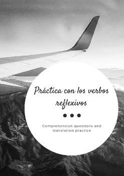 Practice with Spanish Reflexive Verbs